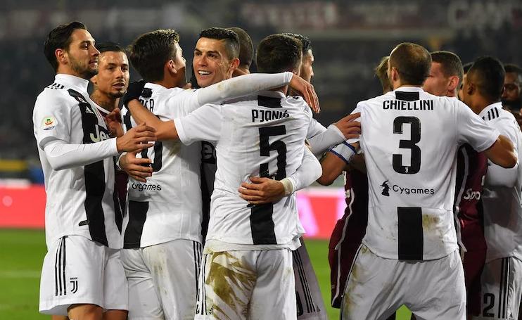 «Ювентус» — «Милан» прогноз и ставка на мачт